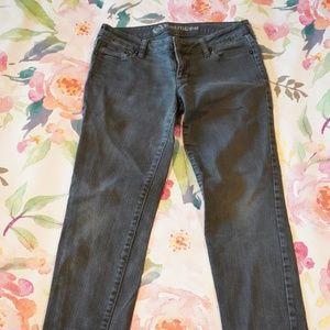 BULLHEAD Super skinny jeans sz 9